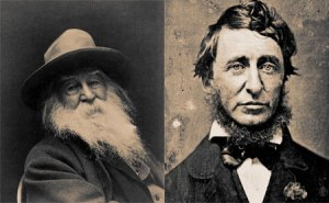 Walt Whitman & Henry David Thoreau