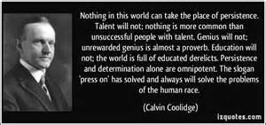 Coolidge press on quote