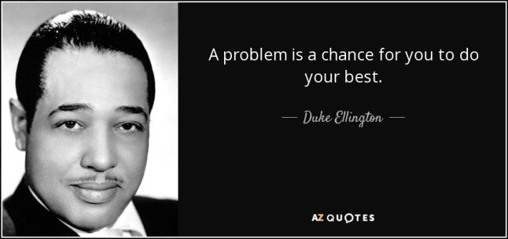 ellington quote