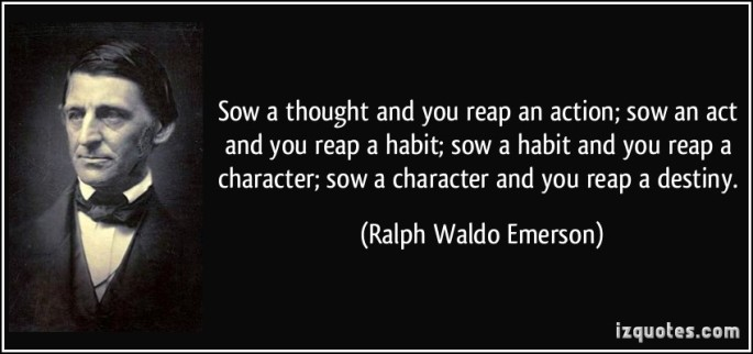 emerson character quote