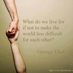 george eliot life quote