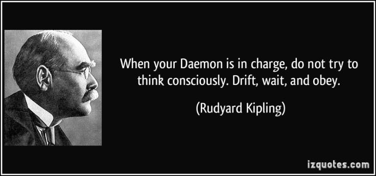 kipling daemon quote