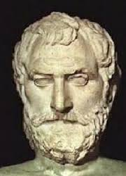 Ex nihilo nihil fit is attributed to the Roman philosopher Lucretius. Who wrote about the value of hard work.
