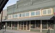 The old K. Woolen's Dept. Store building.