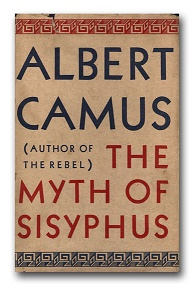 the constant reader camus s the myth of sisyphus a metopia  the myth of sisyphus book cover